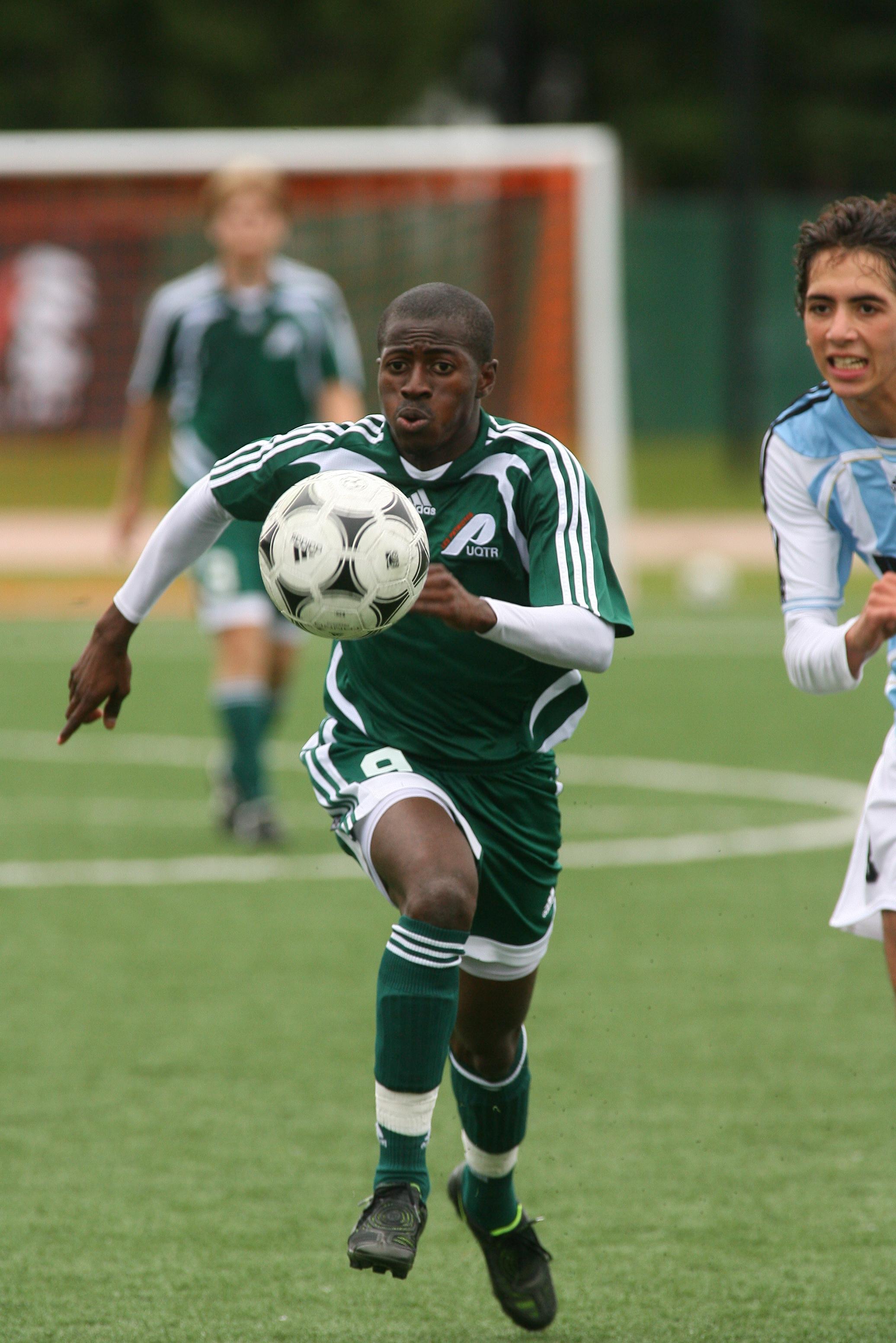 Ghislain Tapsoba, attaquant, 2008