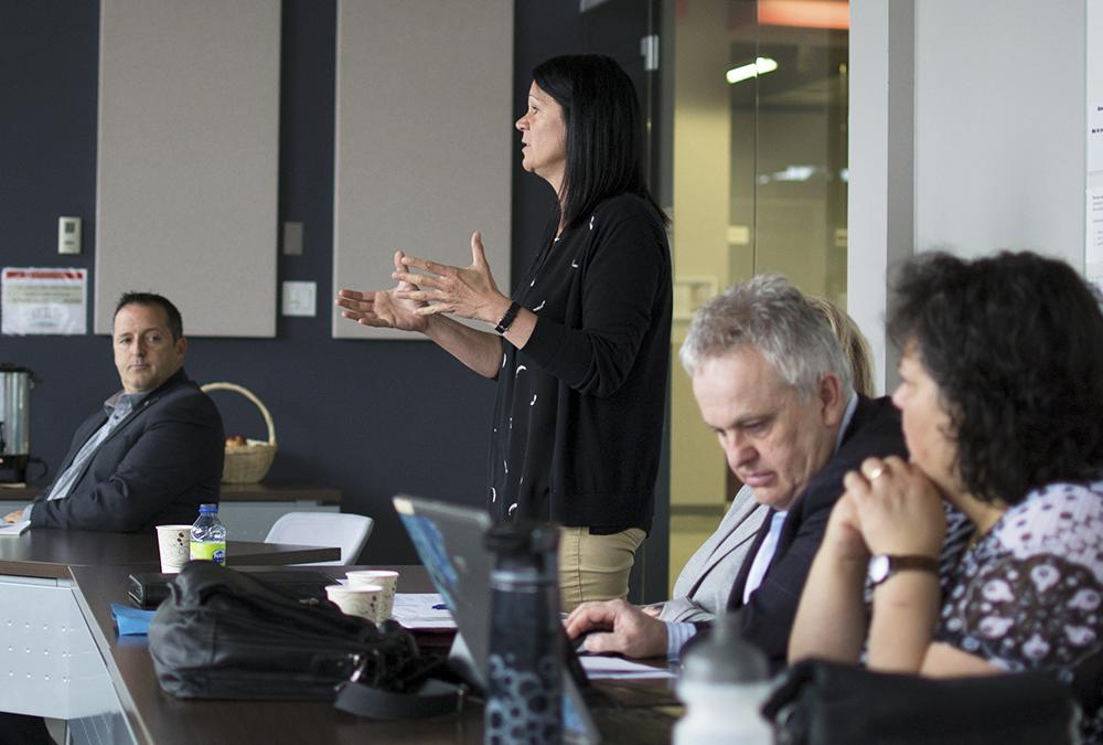 Des intervenants du milieu de l'éducation se rassemblent pour parler d'entrepreneuriat éducatif