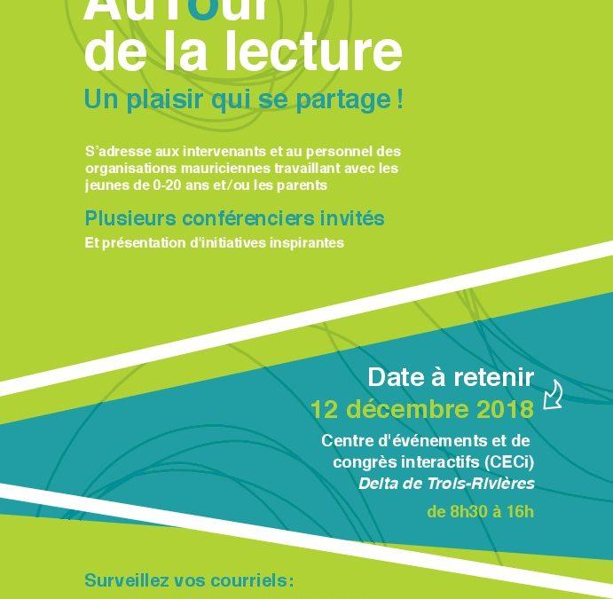 Colloque mauricien « AuTour de la lecture », deuxième édition!