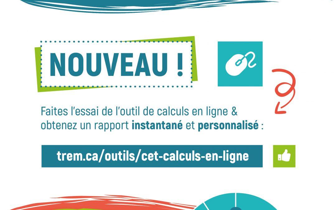 Conciliation études + travail : outil de calculs en ligne! Générez un rapport personnalisé et instantané!